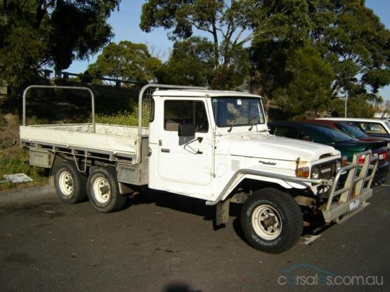LET US CUSTOMIZE ONE OF OUR CRUISERS YOUR WAY TOYOTA DIESEL BJs HJ's