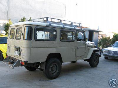 1980 Toyota FJ45 TROOPY