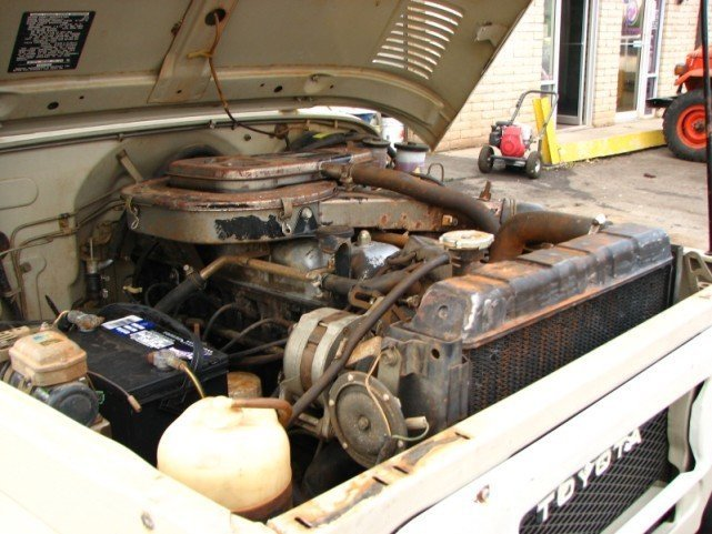 1977 Toyota FJ40 RUST FREE ONE OWNER