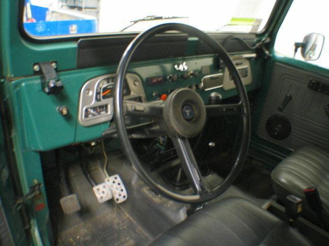 1983 LAST YEAR Toyota FJ40 LHD