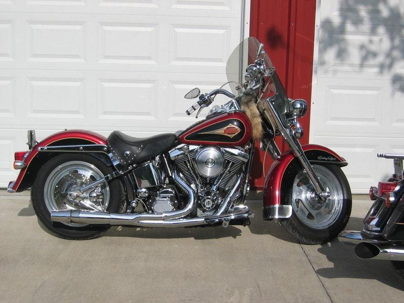 1998 Harley Davidson Heritage Softail Custom