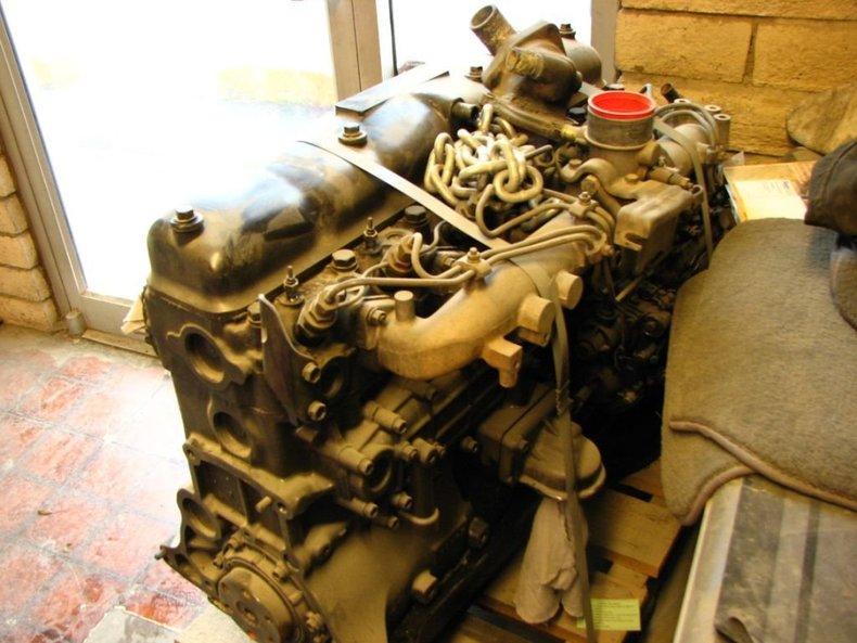 1982 Toyota 2H DIESEL 6 MOTOR