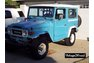 1979 Toyota FJ40 TWO OWNER FROM NEW