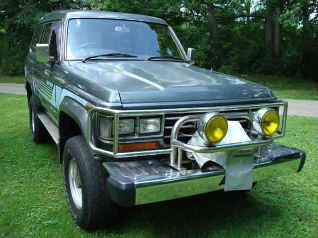 1989 TOYOTA RHD HJ61