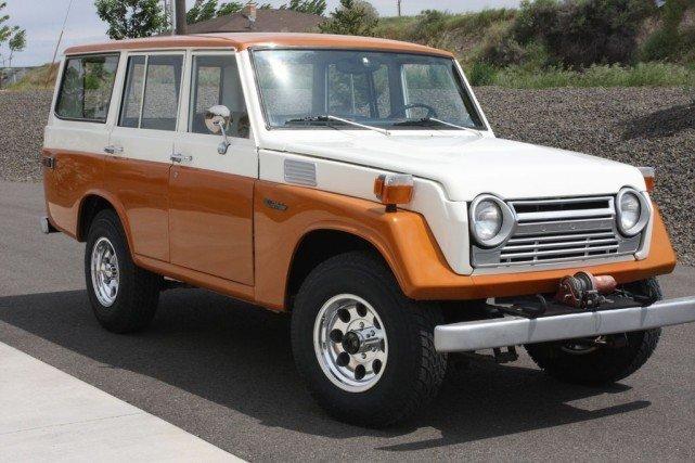 1976 Toyota FJ55 RESTORED BEAUTIFUL