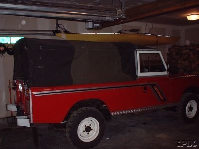 1973 Land Rover SERIES III 109 PICK-UP