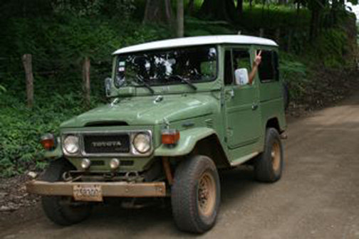 1984 Toyota LEFT HAND DRIVE BJ40 LAST YEAR MADE