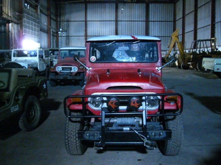 1974 Toyota FJ40 Loaded with options