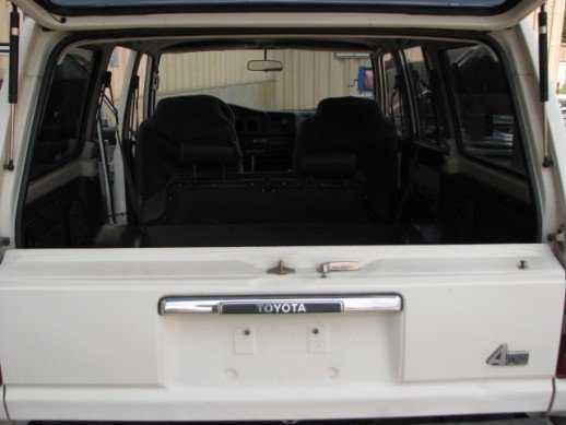 1988 Toyota FJ62 AUTOMATIC POWER STEERING LOW MILES NICE