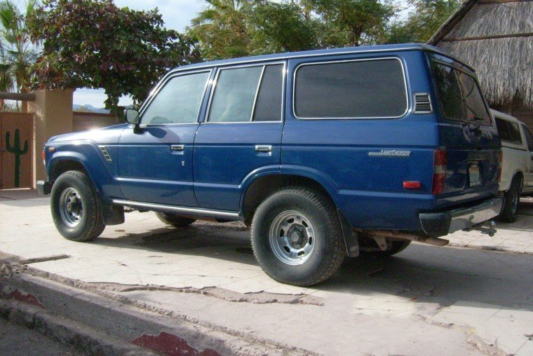 1986 Toyota FJ60 One Owner