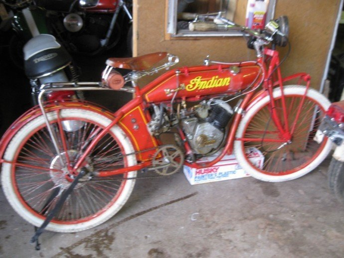 1911 Indian MOTORCYCLE RECREATION