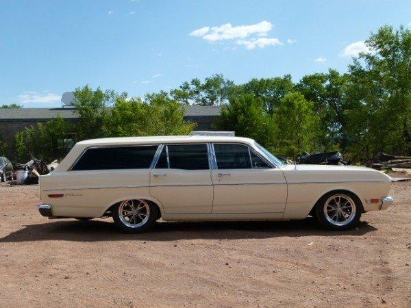 1968 ford falcon futura wagon for sale 54501 mcg. Black Bedroom Furniture Sets. Home Design Ideas