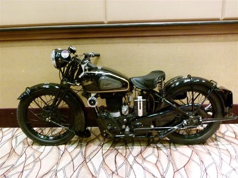 1935 VELOCETTE MSS 500CC SPORTS RACER