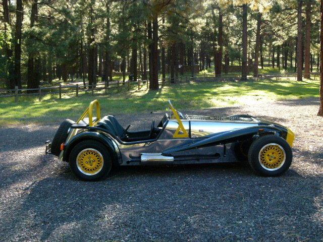 1974 Lotus Super 7 Vintage original looks wiht modern mechani