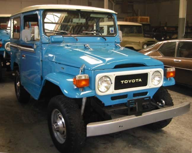 1980 SMOG LEGAL Toyota FJ40
