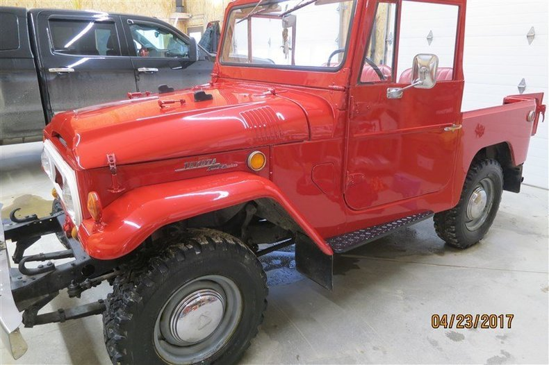 1966 Toyota FJ40