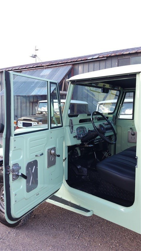 45 Best Split Level Exterior Interior Remodel Images On: 1964 SPLIT WINDOW TOYOTA FJ45 PICKUP For Sale #65057