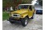 1975 RARE ALLUMINUM BODY Toyota FJ40 LANDCRUISER