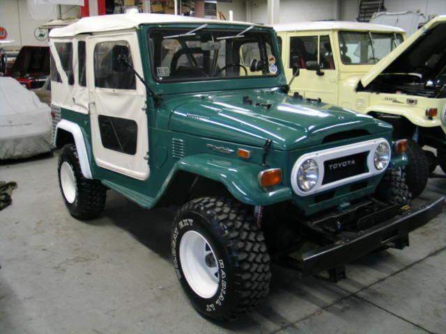 1974 Toyota FJ40