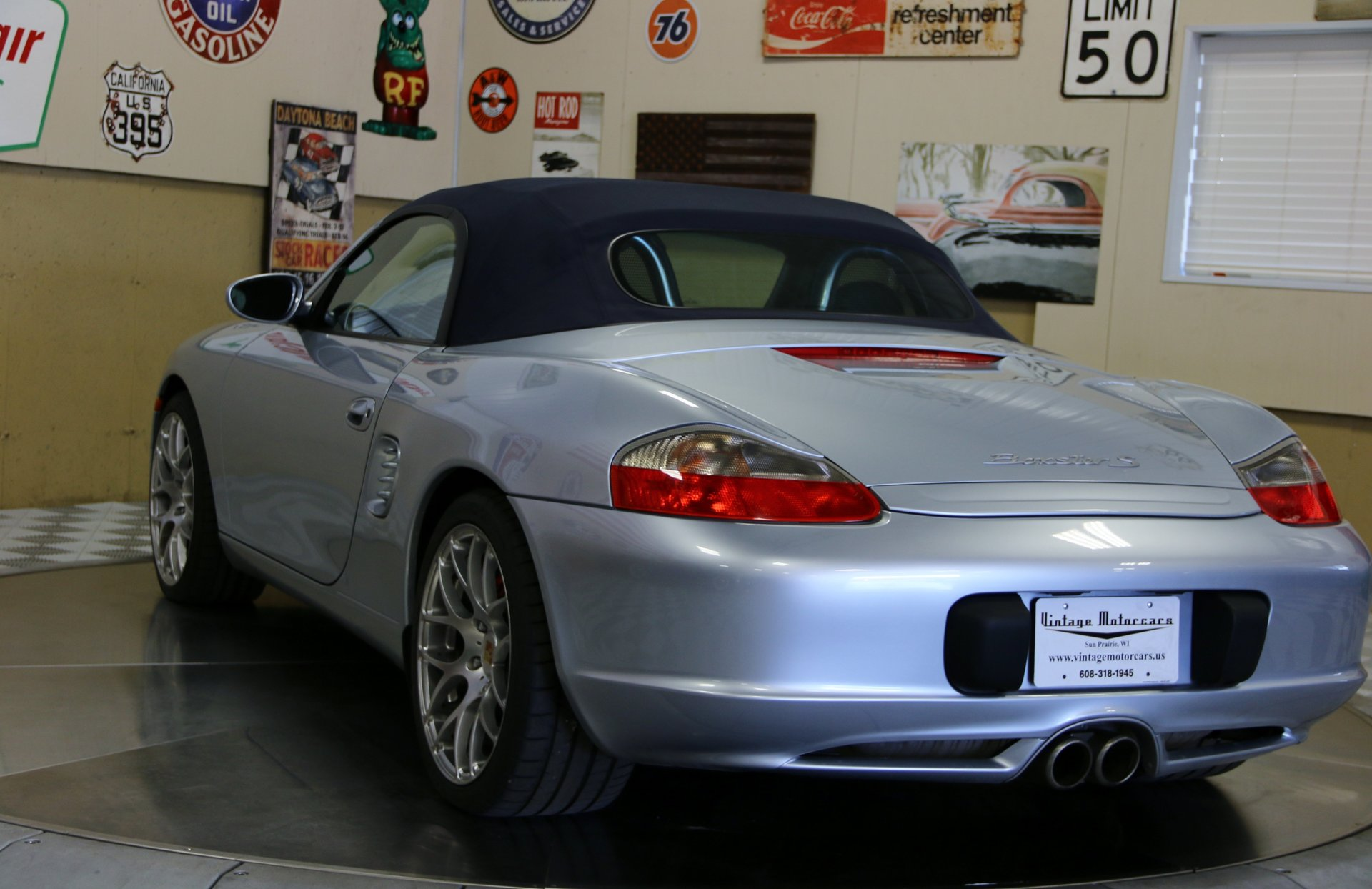 2003 porsche boxster s for sale 89943 mcg. Black Bedroom Furniture Sets. Home Design Ideas