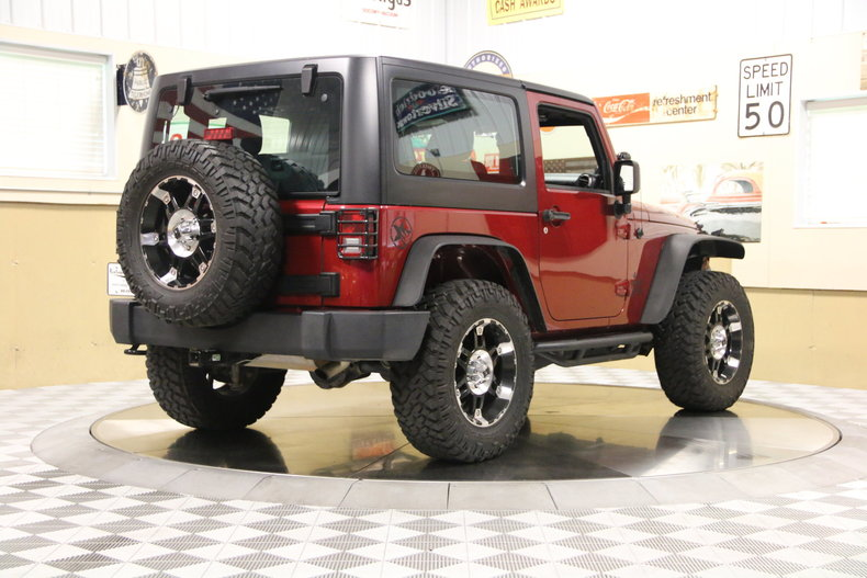 2012 2012 Jeep Wrangler Sport For Sale