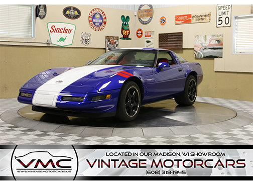 1080741f0f97e hd 1996 chevrolet corvette gs