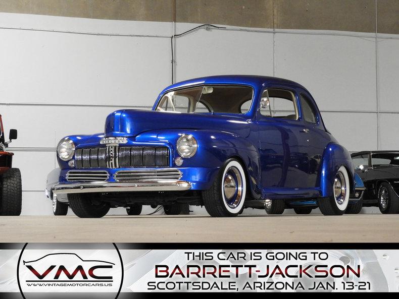 1946 Mercury Coupe