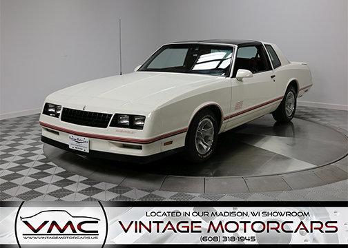 5410d73a9f83 hd 1987 chevrolet monte carlo ss aero coupe