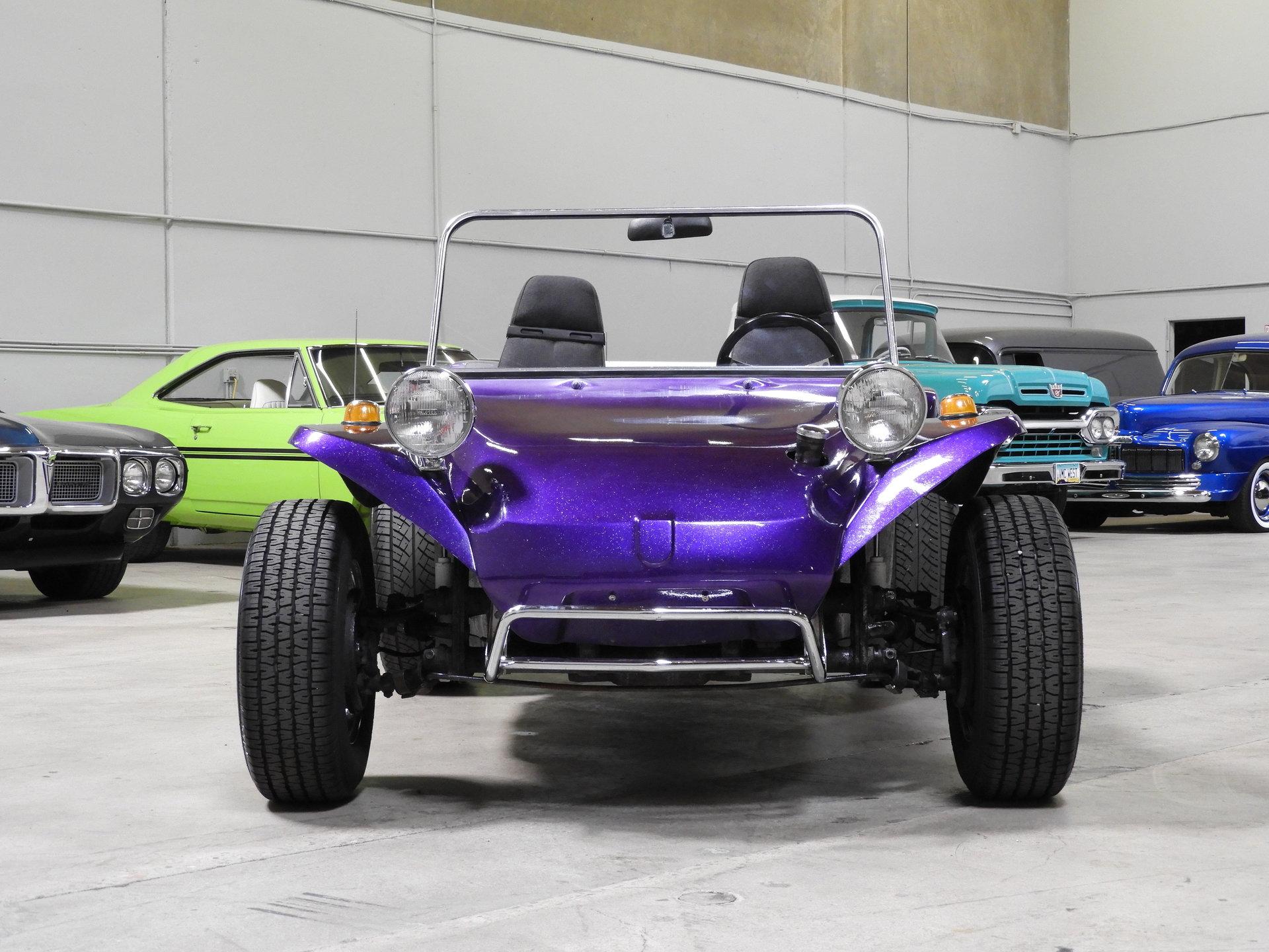 1966 Volkswagen Dune Buggy Vintage Motorcars