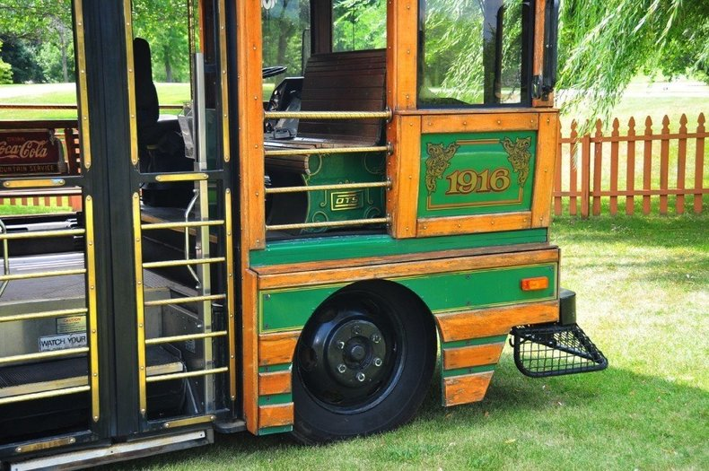 1989 Chance Trolley