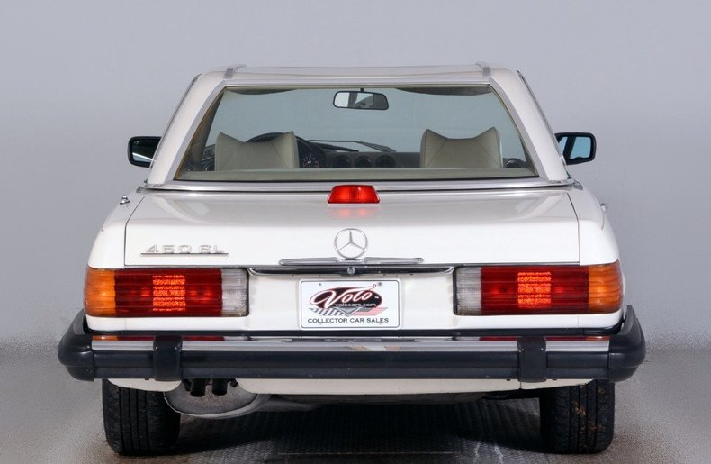1978 Mercedes-Benz 450 Sl