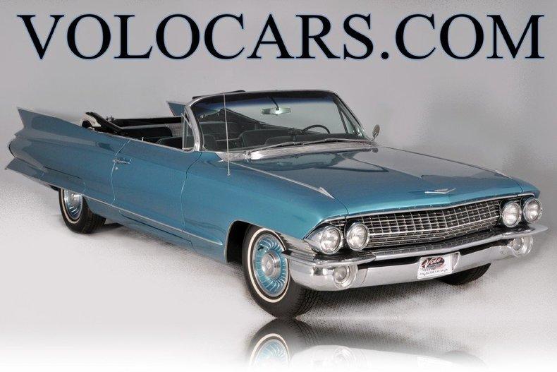 1961 Cadillac 62 Series