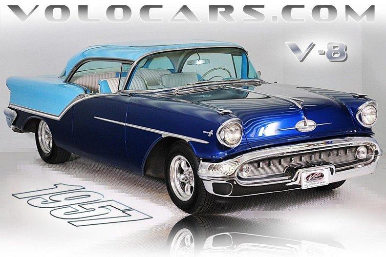 1957 Oldsmobile Super 88