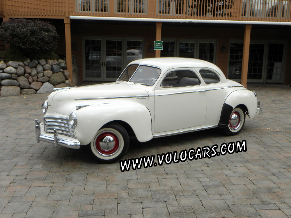 1941 Chrysler Windsor