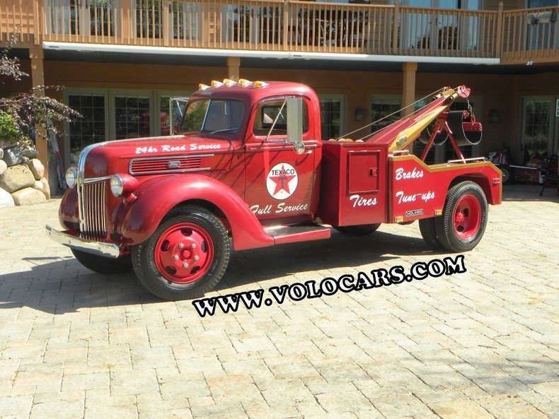 1941 Ford 1 1/2 Ton