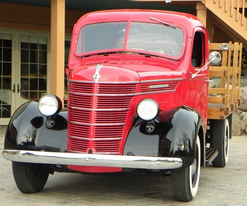 1939 International Harvester