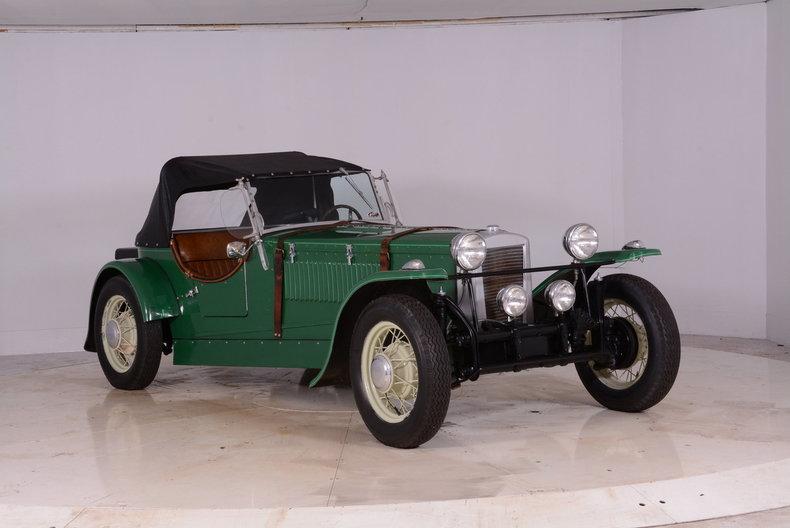 1929 Frazer-Nash Nash