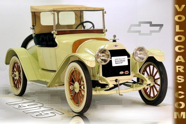 1915 Chevrolet Series H 3