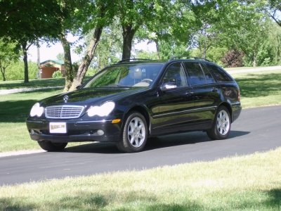 2003 Mercedes-Benz C320