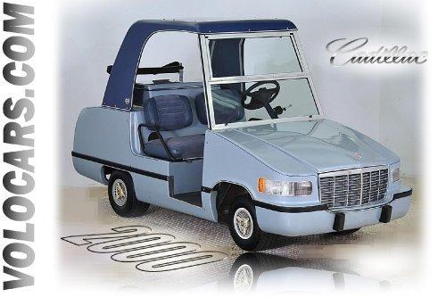 2000 Cadillac Elmco