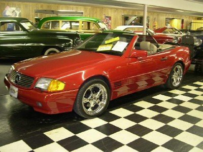 1993  500 Sl
