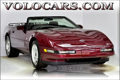 1993 Chevrolet Corvette Roadster