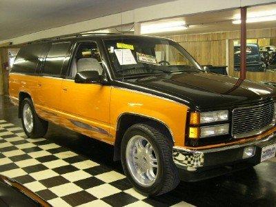 1992  Custom Suburban