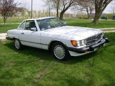 1989  Benz 560 Sl