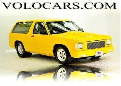 1989 Chevrolet S 10 Blazer