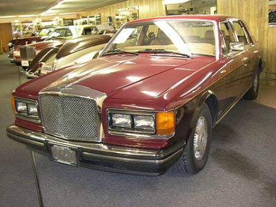 1988 Bentley 8 4 Dr Sedan