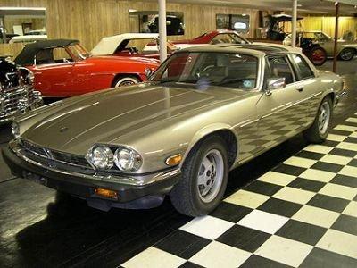 1987 Jaguar Xj