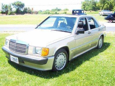 1986  Benz 190 E