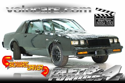 1986 Buick Gnx