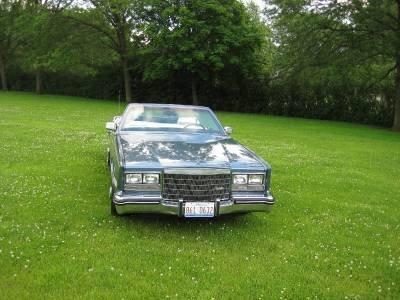 1985 Cadillac El Dorado